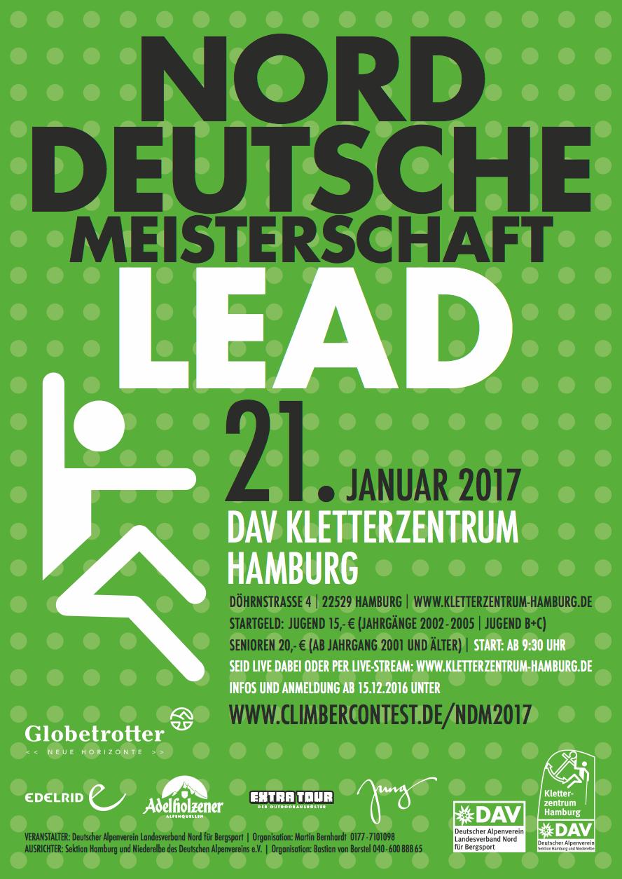 7e1e8ac9f3e463 Live-Übertragung der norddeutschen Meisterschaft im LEAD-Klettern ...