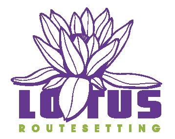 Lotus Routesetting